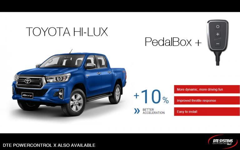 Hilux_PedalBox
